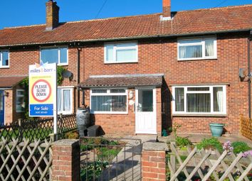 Thumbnail 3 bed terraced house for sale in Minnis Field, Stelling Minnis, Canterbury