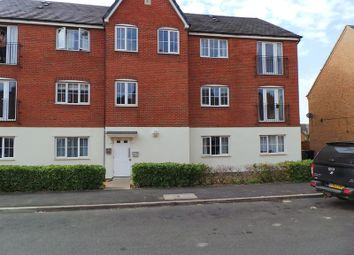 Thumbnail 1 bed flat to rent in Scarsdale Way, Grantham