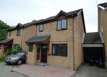 Thumbnail 3 bedroom link-detached house for sale in Oakdene, Totton