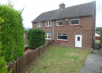 Thumbnail 2 bed property to rent in East Clere, Langley Park, Durham
