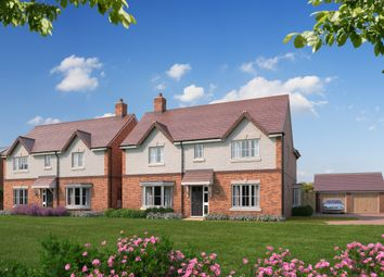 Thumbnail 4 bed detached house for sale in New Road, Weston Turville