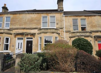 Thumbnail 2 bed terraced house for sale in Lyndhurst Road, Bath