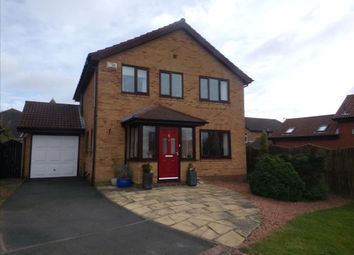 Thumbnail 4 bed detached house to rent in Hartford Court, Bedlington