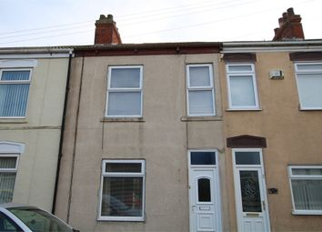 Thumbnail 2 bed terraced house to rent in Cammidge Street, Withernsea, East Riding Of Yorkshire