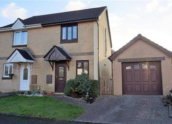 Thumbnail 2 bed semi-detached house to rent in Clos Y Cwm, Penygroes, Llanelli