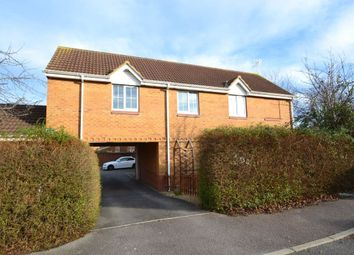 Thumbnail 2 bed flat to rent in Galingale Way, Portishead, Bristol