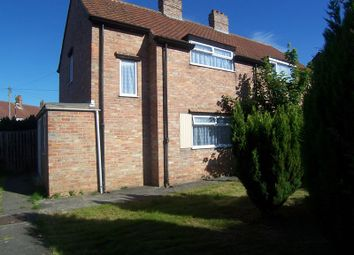 Thumbnail 2 bed semi-detached house to rent in Wreyfield Drive, Scarborough