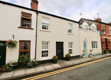 Thumbnail 3 bedroom terraced house for sale in Baron Street, Usk