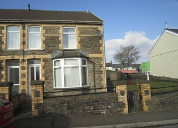 Thumbnail 3 bed semi-detached house for sale in Maesygraig Street, Gilfach