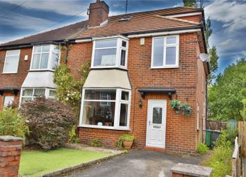 Thumbnail 4 bed semi-detached house for sale in Hartley Street, Rochdale, Greater Manchester