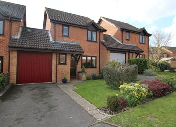 Thumbnail 3 bed link-detached house for sale in Argosy Close, Warsash, Southampton