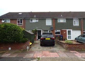 Thumbnail 3 bed terraced house for sale in Upton Road, Worthing, West Sussex