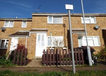 Thumbnail 2 bed terraced house for sale in Brussels Way, Luton, Bedfordshire