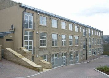 Thumbnail 1 bed flat to rent in Brackendale Lodge, Thackley, Bradford