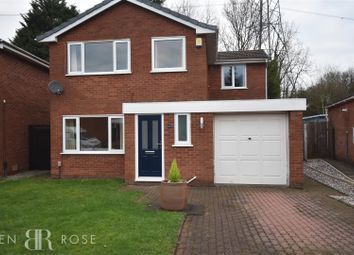 Thumbnail 4 bed detached house for sale in Briery Hey, Bamber Bridge, Preston