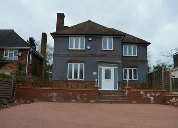 Thumbnail 4 bed detached house to rent in Park View, Moulton, Northampton