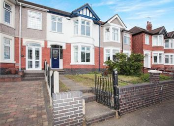 Thumbnail 3 bed terraced house for sale in Sussex Road, Coundon, Coventry, West Midlands
