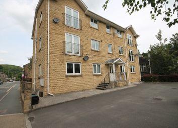 Thumbnail 2 bed flat for sale in Rochdale Road, Walsden, Todmorden