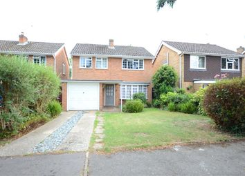 Thumbnail 3 bedroom detached house for sale in Woburn Close, Caversham, Reading