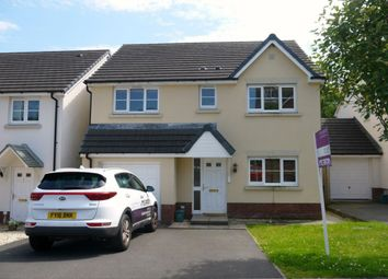 Thumbnail 4 bed detached house to rent in Clos Y Wern, Hendy, Pontarddulais, Swansea