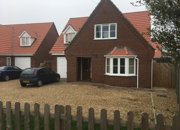 Thumbnail 4 bed property to rent in School Road, Walton Highway, Wisbech