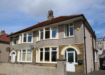 Thumbnail 3 bed semi-detached house for sale in Dallam Avenue, Morecambe