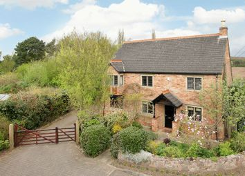 Thumbnail 4 bed detached house for sale in Church Lane, Thornton, Coalville