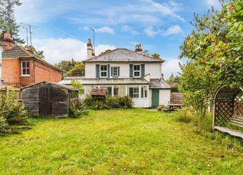 Thumbnail 4 bed property for sale in Frensham Road, Lower Bourne, Farnham