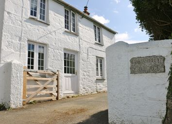 Thumbnail 2 bed cottage for sale in Chapel Lane, St Tudy