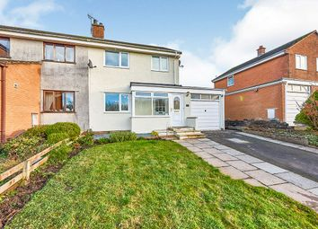 Thumbnail 3 bed semi-detached house for sale in Primrose Bank, Wigton, Cumbria