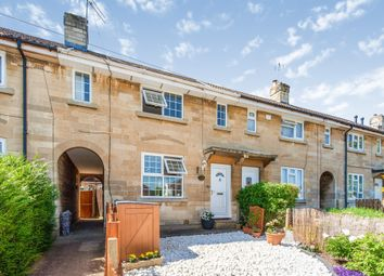 Thumbnail 2 bed terraced house for sale in St Michaels Road, Whiteway, Bath