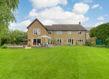 Thumbnail 5 bed detached house for sale in Waterloo Close, Abbotsley, St. Neots, Cambridgeshire