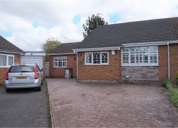 Thumbnail 3 bed semi-detached bungalow to rent in Pinfold Close, Wheaton Aston, Stafford