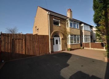 Thumbnail 3 bed semi-detached house for sale in Tintern Drive, Wirral