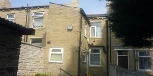 Thumbnail 2 bed terraced house to rent in Gilrington Road, Bradford 8