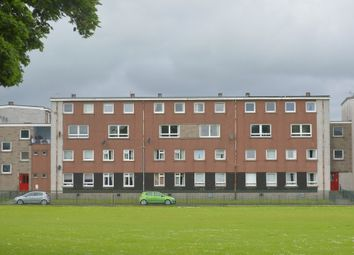 Thumbnail 3 bed flat for sale in Park Crescent, Dumbarton