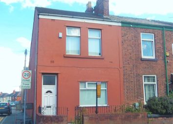 Thumbnail 3 bed terraced house to rent in Wargrave Road, Newton-Le-Willows