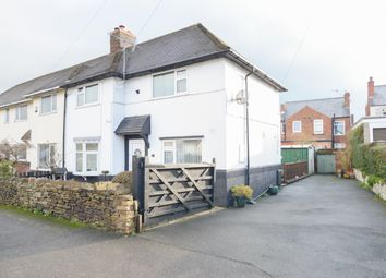 Thumbnail 3 bed end terrace house for sale in St. Leonards Drive, Hasland, Chesterfield