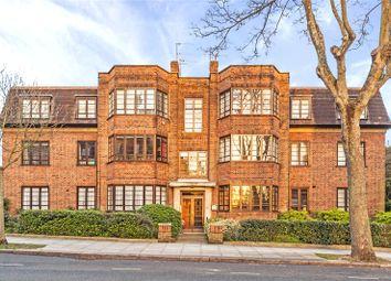 Thumbnail 3 bed flat to rent in Belsize Court, Wedderburn Road, Belsize Park, London