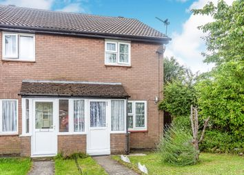 Thumbnail 3 bed end terrace house for sale in Richard Lewis Close, Llandaff, Cardiff