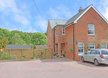 Thumbnail 3 bed detached house for sale in Newtown Road, Awbridge, Romsey