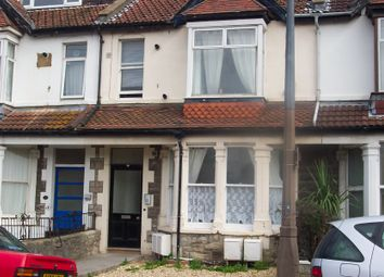 Thumbnail 1 bedroom flat to rent in Swiss Road, Weston-Super-Mare