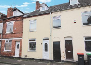 Thumbnail 3 bedroom terraced house for sale in Morley Street, Sutton-In-Ashfield