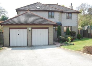 Thumbnail 4 bed detached house to rent in Springdale Crescent, Bieldside, Aberdeen