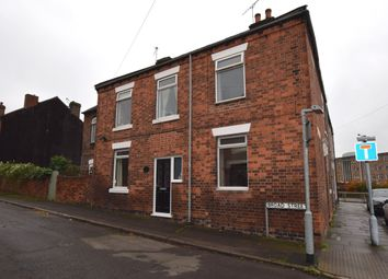 Thumbnail 2 bed end terrace house for sale in Broad Street, Newcastle-Under-Lyme
