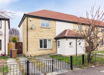 Thumbnail 2 bed semi-detached house for sale in Hay Drive, Niddrie, Edinburgh