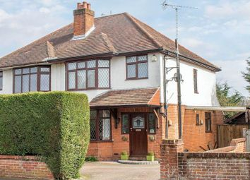 Thumbnail 3 bed semi-detached house for sale in Kinross Road, Totton, Southampton