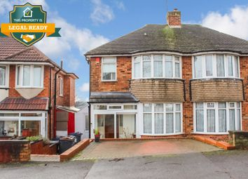 3 bed semi-detached house for sale in Rocky Lane, Perry Barr, Birmingham B42