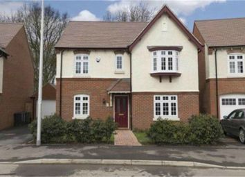 Thumbnail 4 bed detached house for sale in Adderley Avenue, Nuneaton, Warwickshire