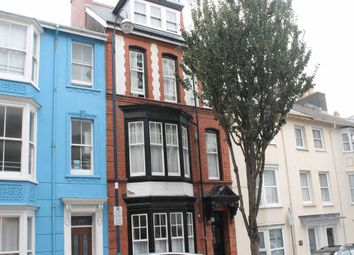 Thumbnail 3 bed duplex for sale in Flat 3, 10 Upper Portland Street, Aberystwyth